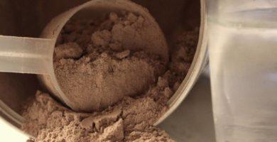 caseína proteína