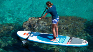 tablas de paddle surf