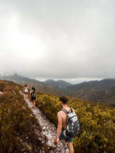 Mochilas trail
