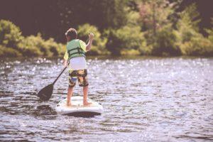 Tablas de paddle surf hinchable