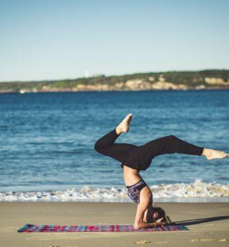 pantalones de yoga